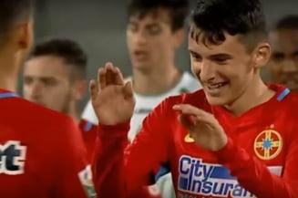 Un roman, langa Pele si Maradona pe lista celor mai tineri debutanti din fotbal