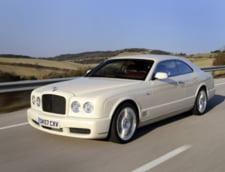 Un roman a facut cerere pentru un Bentley de 300.000 de euro