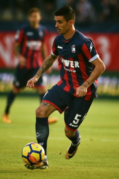 Un roman a marcat un gol important in Serie A