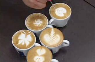 Un roman bea 2 kilograme de cafea anual