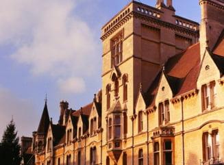 Un roman de la Oxford, in finala unui concurs de inovatie IT
