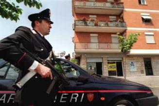 Un roman din Italia a incercat sa fure un... autobuz