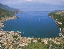 Un roman din Italia s-a inecat in lacul Garda