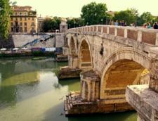 Un roman este acuzat ca a ucis in centrul Romei o fosta campioana la atletism