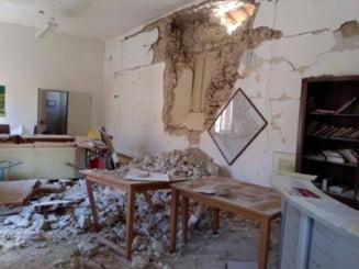 Un roman povesteste dezastrul din Italia: Am praf din Amatrice in plamani. Nimic nu te pregateste pentru asa ceva