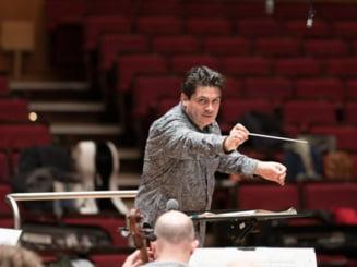 Un roman va conduce Orchestra Nationala a Frantei