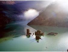 Un sat scufundat din Italia se dezvaluie incet-incet. Foarte curand va iesi cu totul la lumina (Galerie foto)
