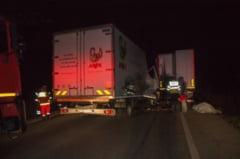 Un satmarean a murit intr-un accident rutier pe drumul dintre Beclean si Bistrita