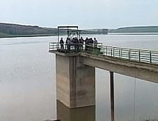 Un scafandru de ISU Dolj s-a inecat in lacul din Fantanele