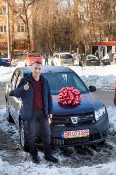 Un simplu imprumut de la AMANET ROMERO i-a adus o masina in valoare de 7.000 de euro!