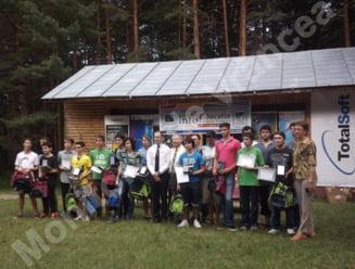 Un singur premiu pentru elevii vranceni, la concursul InfoEducatie de la Galaciuc