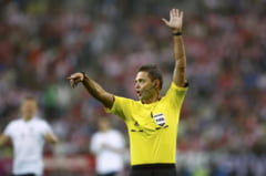 Un sloven va arbitra meciul Islanda - Romania