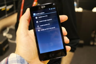Un smartphone unic in lume, asteptat de multi utilizatori