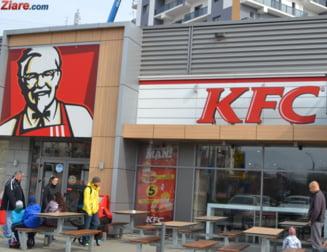 Un sobolan prajit la KFC? Fotografia care face valva pe Net
