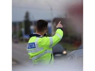 Un sofer din Vaslui a resetat etilotestul Politiei, dupa ce a fost prins cu o alcoolemie-record