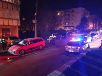 Un sofer fara permis a lovit zece masini parcate pe o strada din Constanta. Motivul pentru care a pierdut controlul asupra autoturismului