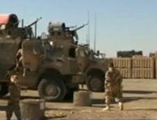 Un soldat roman a murit in Afganistan, alti cinci sunt raniti - Update