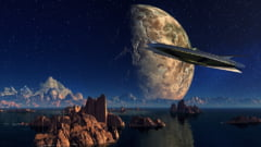 Un sondaj realizat pe tot globul arata ca 1 din 2 oameni crede in civilizatii extraterestre