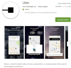 Un sot infidel a dat in judecata Uber pentru ca a fost prins de sotie
