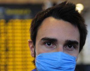 Un spaniol suspect de gripa porcina, internat la Bistrita
