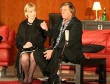 Un spectacol cu Florin Piersic, suspendat din cauza frigului din sala