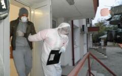 Un spital militar de campanie, pentru cei infectati cu Ebola, va fi deschis langa aeroportul Otopeni