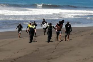 Un sportiv a fugit din carantina pe plaja: Politia a tras focuri de arma ca sa-l prinda