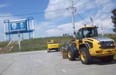 Un stadion celebru din Romania va fi demolat: Au ajuns buldozerele