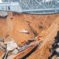 Un stadion de la Cupa Mondiala 2018 da semne de prabusire deja: Drumul din jurul arenei e distrus