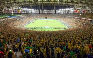 Un stadion legendar a fost transformat in spital