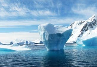 Un studiu alarmant dezvaluie ca ritmul de topire a Antarcticii s-a triplat in ultimii cinci ani