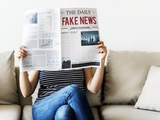Un studiu arata ca 2 din 10 romani obisnuiesc sa distribuie stiri false, dar amploarea fenomenului ar putea fi si mai mare