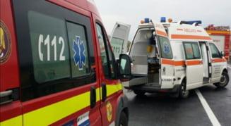 Un tânăr din Sibiu a murit după ce i s-a făcut rău în mașină. Manevrele de resuscitare au durat 50 de minute
