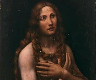 Un tablou de Salai, cel mai apropiat colaborator al lui Leonardo da Vinci, a fost adjudecat la 1,7 milioane de euro