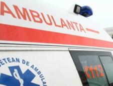 Un tanar a cazut de la etajul al treilea al unui camin studentesc