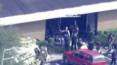Un tanar a deschis focul intr-o banca din Florida: Cel putin 5 oameni au fost ucisi (Video)