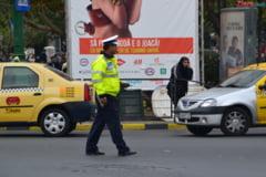 Un tanar a fost prins cu 125 km/h in localitate. Era si baut