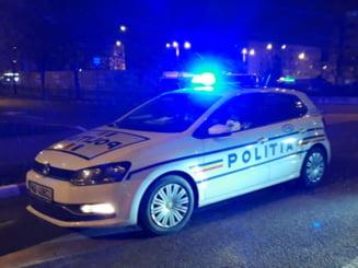 Un tanar acuzat ca a omorat o femeie care dormea intr-o scara de bloc din Sacele a fost arestat prevenitv