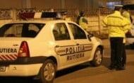 Un tanar beat si fara permis a gonit cinci kilometri cu masina politiei pe urma