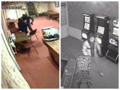 Un tanar care a jefuit un cazino ca-n filme a fost dat de gol de partenera de viata. Femeia a mers la Politie pentru a reclama ca barbatul o bate