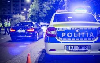 Un tanar de 20 de ani a fost prins conducand cu 164 km/ora, in Bucuresti. Cum a fost sanctionat