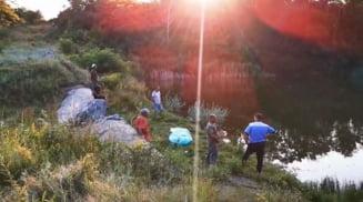 Un tanar de 21 de ani, din Dragasani, s-a inecat intr-un lac din comuna Vitomiresti