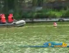 Un tanar de 25 de ani a disparut in Lacul Circ din Iasi
