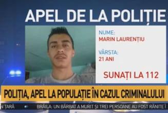 Un tanar din Prahova i-a taiat gatul iubitei de 17 ani si s-a ascuns in tufisuri de Politie