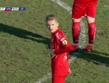 Un tanar fotbalist de la UTA Arad a doborat un record imens al lui Nicolae Dobrin
