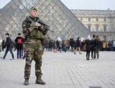 Un tanar militar din cadrul Operatiunii Sentinelle s-a sinucis cu pusca din dotare