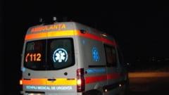 Un tanar mort si un altul ranit, in urma unui grav accident provocat de un sofer beat si fara permis, in interiorul localitatii Bilca