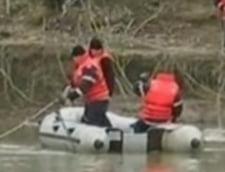 Un tanar sportiv a murit inecat in lacul Snagov (Video)