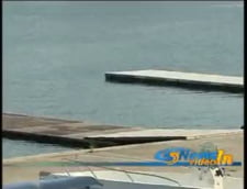 Un tanar sportiv a murit inecat in lacul Snagov