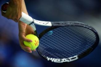 Un tenismen a fost suspendat pe viata